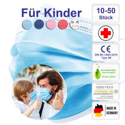 Medizinische Kinder OP - Masken