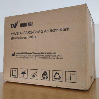 Wantai-Sars-Cov-2-Schnelltest